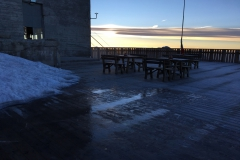 Ghiaccio e neve cima Tofana 3244m