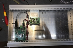 Montaggio elettronica WX3IN1