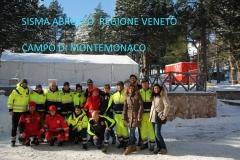 Campo Montemonaco Abruzzo