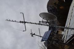 Installazione ponte radio digitale Casera Ere