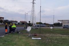 Esercitazione Fir-ser  ponti satellitari