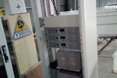 premontaggio rack alimentazione COM Alpago