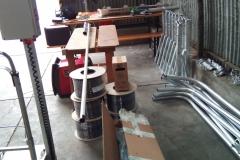 preparazione materiale COM alpago