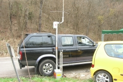 Radioassistenza Rallye Bellunese prova Tassei