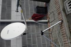 Ponti DMR con link satellirari