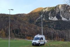 Forno di Zoldo - Ponte BC DMR Attivazione con interconnessione satellitare